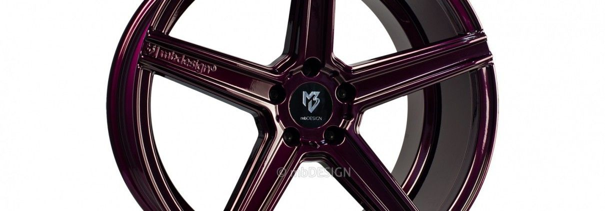 mbDESIGN KV1 Pearl Berry