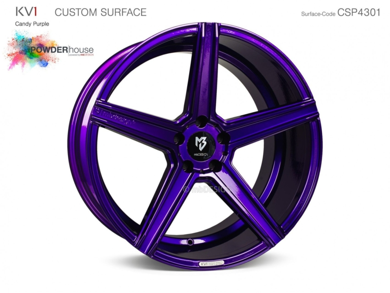 mbDESIGN KV1 Candy Purple